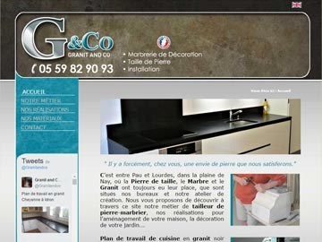 ICC Informatique | Granit & Co | Pau (64)