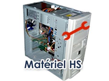 remplacement de matériel informatique, matériel informatique hs pau, diagnostic matériel informatique pau, diagnostic informatique pau | Pau (64)