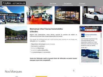 ICC Informatique | Fouraa Automobiles| Pau (64)